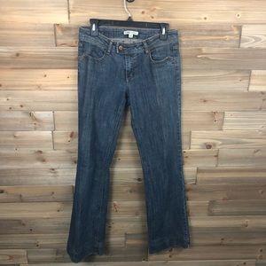 ⭐️ Cabi regular wash boot cut jeans Size 4L⭐️